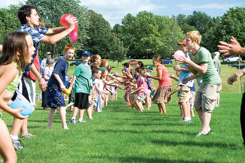 Madison Diocesan Family Picnic