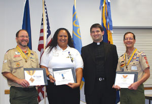 scouting awards