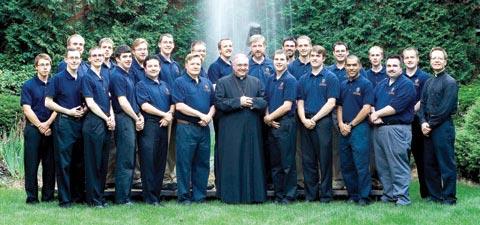 2009 seminarians