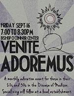 Venite Adoremus poster