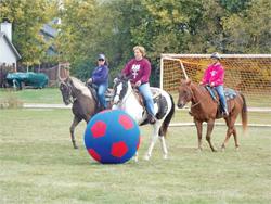 Equine Soccer, Fort Atkinson
