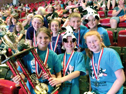 Odyssey of the Mind Finals 2014