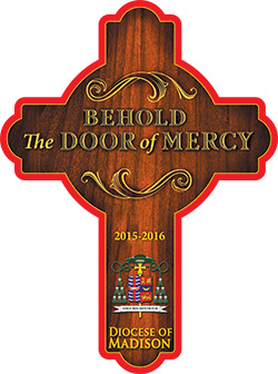 year of mercy diocese of madison door of mercy