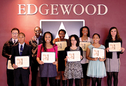 Edgewood HS MLK Awards