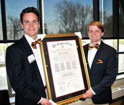 Phi Kappa Theta Charter, UW-Madison