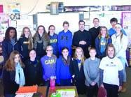 Seminarians visit Jefferson