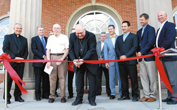 holy name heights grand opening