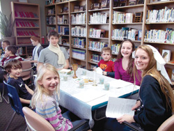 Jefferson Students Seder
