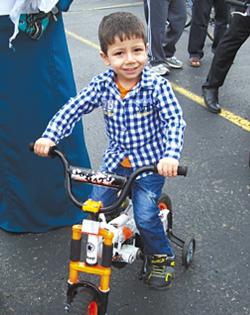 Sacred Heart Parish bike program