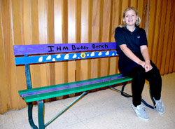 IHM Buddy Bench
