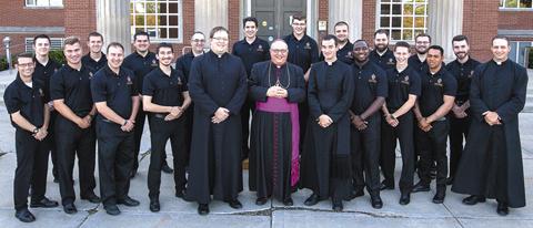 seminarian group