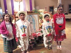 Guadalupe Children
