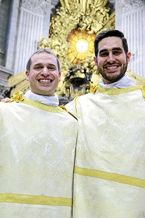 deacon ordination