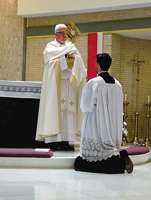 Bishop in Verona