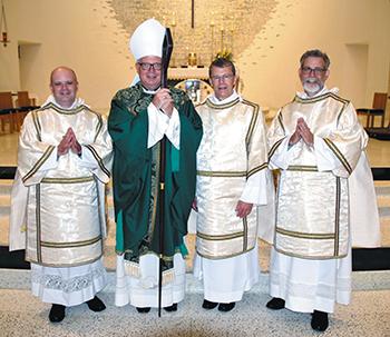 Deacons ordained
