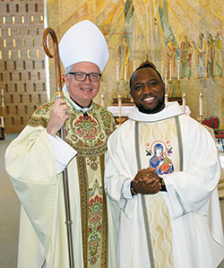 Fr. Lawrence Oparaji ordination