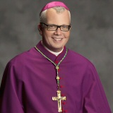 photo of Bishop Donald J. Hying
