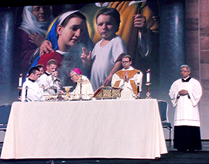 world meeting families mass