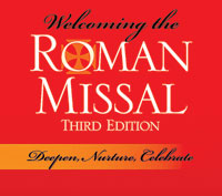 Welcoming the Roman Missal series logo