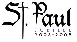 pauline year logo